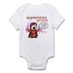 V: Apprentice Genius Infant Bodysuit