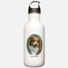 Australian Shepherd 9K5D-02 Sports Water Bottle