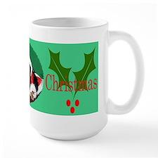Christmas Pomeranian Mug