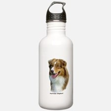 Australian Shepherd 9K4D-16 Water Bottle