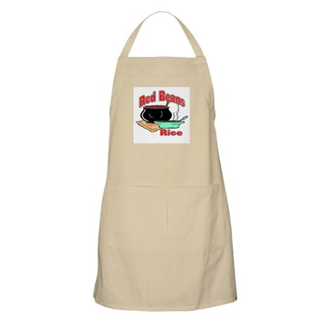 Red Beans and Rice BBQ Apron