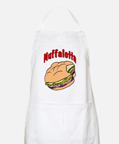 New Orleans Cooking BBQ Apron