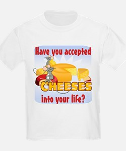 Accept Cheeses T-Shirt