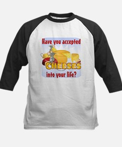 Accept Cheeses Tee