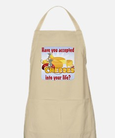 Accept Cheeses Apron