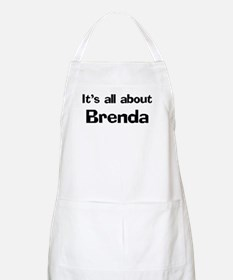 It's all about Brenda BBQ Apron