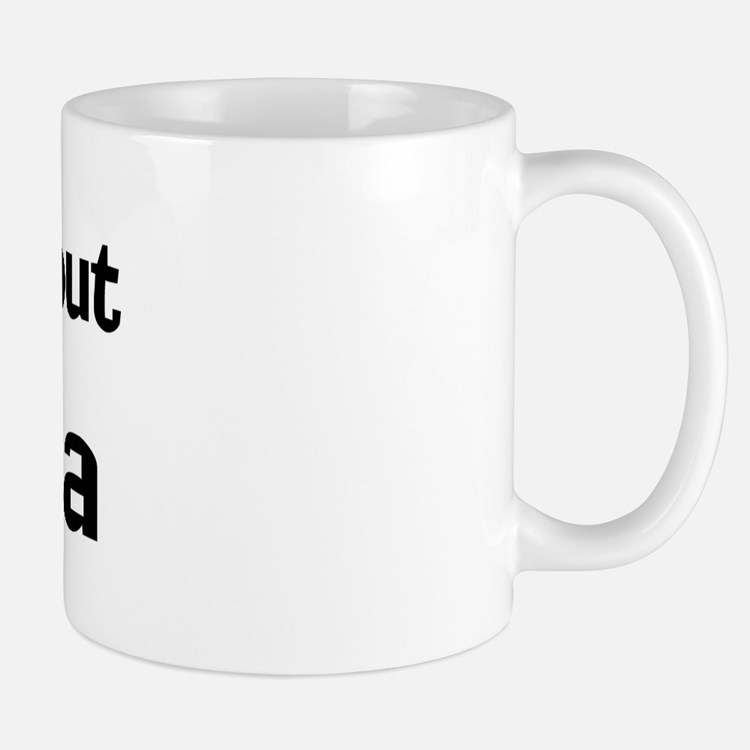 It's all about Brenda Mug