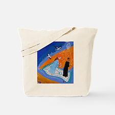 Beautiful Salat Design Tote Bag