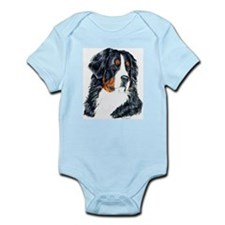 Bernese Mountain Dog Infant Creeper