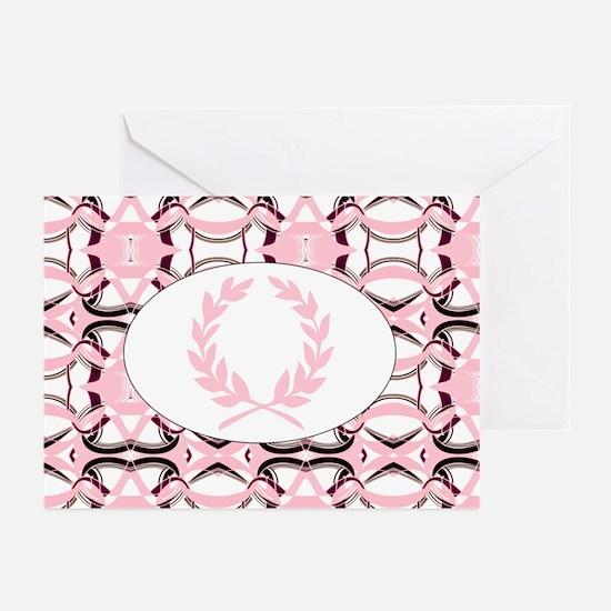laurel wreath:(graphic) Greeting Cards (Pk of 20)