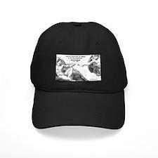 Michelangelo Creation of Adam Baseball Hat