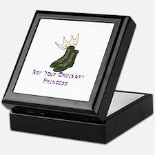 No Ordinary Princess Keepsake Box