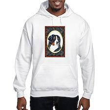 Bernese Mountain Dog Designer Hoodie
