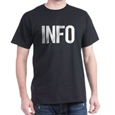 Info (white) T-Shirt