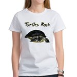 Turtles Rock Women's T-Shirt