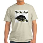 Turtles Rock Light T-Shirt