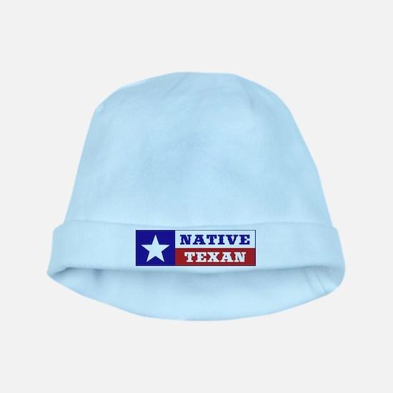 Native Texan baby hat
