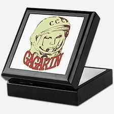 Gagarin Keepsake Box