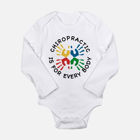 Chiro Is For Every Body Onesie Romper Suit