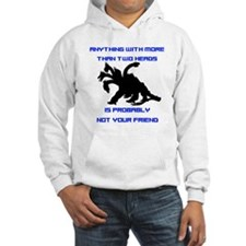 Not Your Friend Jumper Hoody