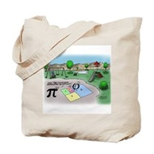 Fibonacci Hopscotch Tote Bag