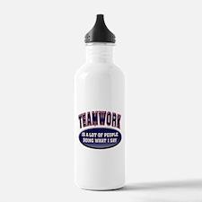 Teamwork Water Bottle
