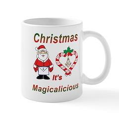 The Magic of Christmas Mug