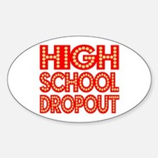 High school Decal
