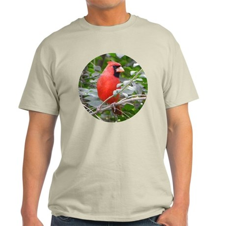 Cardinal light t shirt cardinal t shirt for Cardinal color t shirts