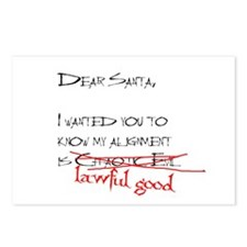 Dear Santa Postcards (Package of 8)