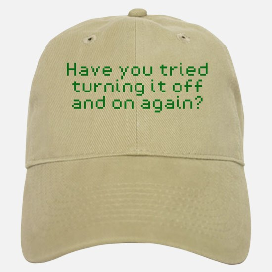 The IT Crowd Baseball Baseball Cap
