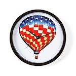 American Hot Air Balloon Wall Clock