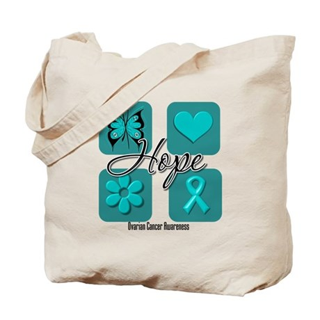 Ovarian Cancer Inspire Tote Bag