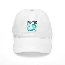 Ovarian Cancer FightingBack Baseball Cap