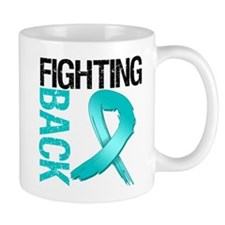Ovarian Cancer FightingBack Small Mugs
