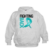 Ovarian Cancer FightingBack Hoodie
