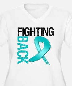 Ovarian Cancer FightingBack T-Shirt