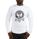 Robertson Clan Badge Long Sleeve T-Shirt