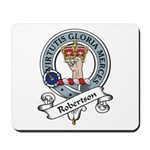 Robertson Clan Badge Mousepad