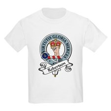 Robertson Clan Badge Kids T-Shirt