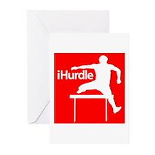 iHurdle Greeting Cards (Pk of 10)