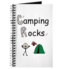 CAMPING ROCKS Journal