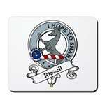 Riddell Clan Badge Mousepad