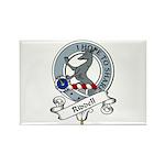 Riddell Clan Badge Rectangle Magnet (10 pack)