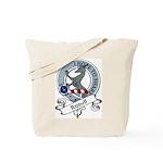 Riddell Clan Badge Tote Bag
