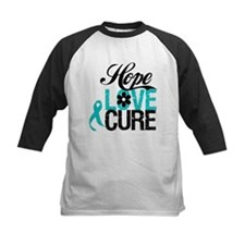 OvarianCancer HopeLoveCure Tee
