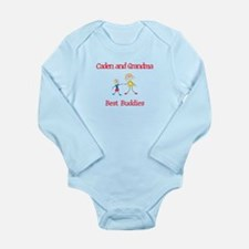 Caden & Grandma - Buddies Long Sleeve Infant B