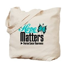 Ovarian Cancer HopeMatters Tote Bag