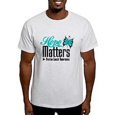 Ovarian Cancer HopeMatters T-Shirt