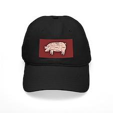 Pork Cuts 1 Baseball Cap